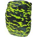 ★エントリーでポイント3倍!JR GEAR(ジェイアールギア) Camo Rain Cover Medium/Camouflage RCV060-CMカモフラージュ レインカバー ザックカバー バッグ用アクセサリー アウトドアギア