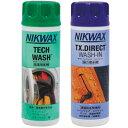 ★エントリーでポイント最大10倍!NIKWAX(ニクワックス) 181・251ツインパック EBEP01ウェアアクセサリー 洗剤 アウトドアウェア