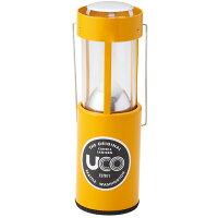UCO(ユーシーオー) キャンドルランタン/イエロー 24356イエロー ランタン ランタン ライト ランタンキャンドル アウトドアギア