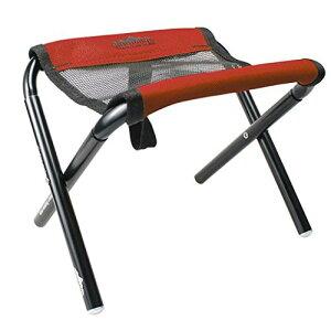 スノーライン ミニフォールディングチェア オレンジ レジャー テーブル コンパクト アウトドア
