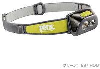 【送料無料】PETZL(ペツル)ティカ+/GreenE97HOU