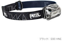PETZL(ペツル)ティカ/BlackE93HNE