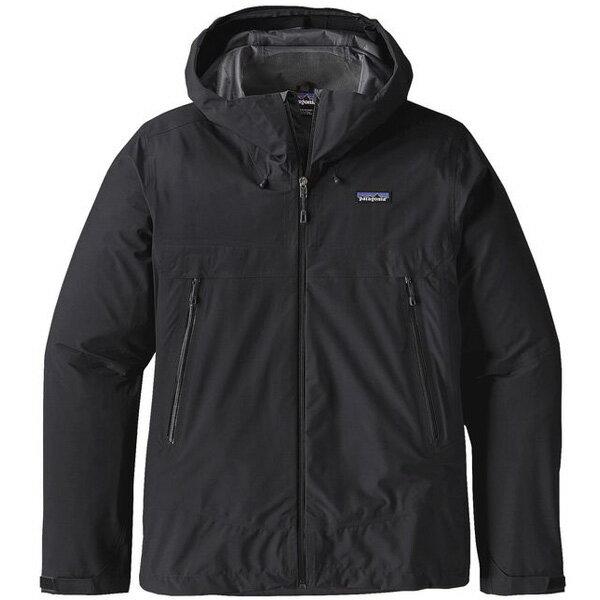 patagonia(パタゴニア) Ms Cloud Ridge Jacket/BLK/M 83675レインジャケット レインウェア ウェア レインウェア(ジャケット) レインウェア男性用(男女兼用) アウトドアウェア:山渓オンラインショップ