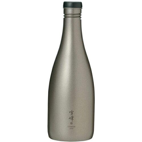 snow peak(スノーピーク) 酒筒 Titanium TW-540ボトル 水筒 アウトドア チタンボトル アウトドアギ...