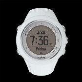 SUUNTO(スント) 正規品・2年保証 AMBIT3 SPORT WHITE(アンビット3スポーツホワイト) SS020683000男女兼用腕時計 腕時計 時計 高機能ウォッチ アウトドアギア
