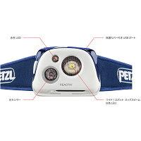 PETZL(ペツル)HEADLAMPSティカR+/BlueE92RBヘッドライトライトアウトドアLEDタイプアウトドアギア