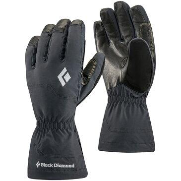 納期:2018年12月上旬Black Diamond(ブラックダイヤモンド) グリセード/ブラック/L BD73052男女兼用 ブラック ウインタータイプ(冬用) 手袋 メンズウェア ウェア ウェアアクセサリー 冬用グローブ アウトドアウェア