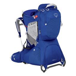 OSPREY(オスプレー) ポコ プラス/ブルースカイ OS50111アウトドアギア ベビーキャリー 抱っこひも ベビースリング ブルー 男女兼用 おうちキャンプ ベランピング