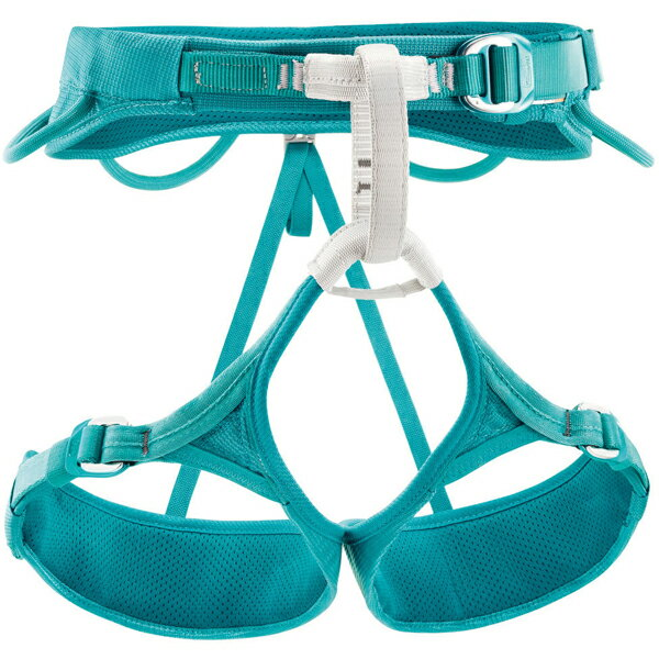 PETZL(ペツル) ルナ/Teal blue/XS C35ATXS女性用 ブルー ハーネス トレッキング 登山 アウトドアギア