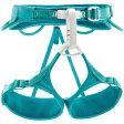 PETZL(ペツル) ルナ/Teal blue/XS C35AT XS女性用 大人用 ハーネス トレッキング 登山 アウトドアギア