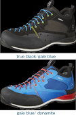 HAGLOFS(ホグロフス) HAGLOFS ROC ICON GT MEN/GALE BLUE/DYNAMITE(2K9)/8 491770ブーツ 靴 トレッキング トレッキングシューズ ハイキング用 アウトドアギア
