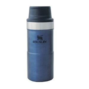 STANLEY(スタンレー) クラシック真空ワンハンドマグII 0.35L/ロイヤルブルー 06440-009アウトドアギア マグカップ・タンブラー アウトドア キャンプ用食器 カップ ブルー おうちキャンプ ベランピング