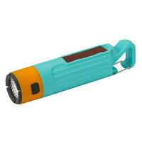 UCO(ユーシーオー) ファイヤーフライマッチケース&フラッシュライト/ターコイズ 27171ブルー ランタン ランタン ライト ランタン電池 アウトドアギア