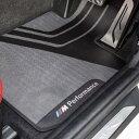 フロアマット セット フロント 右ハンドル用BMW 1シリーズ F2...