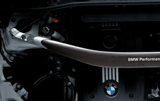 BMWパーツBMWPerformance(BMWパフォーマンス)3シリーズE90E90NE91E91NE92E93カーボン・ストラット・ブレース