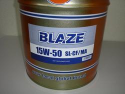 GulfBLAZEガルフブレイズ鉱物油15W-50・20L