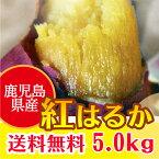 ※蜜いも 紅はるか 冷凍焼き芋【鹿児島産紅はるか 5.0kg】焼き芋 電子レンジ 蜜芋 冷凍 簡単 おいもや べにはるか やきいも【鹿児島 焼き芋専門ショップおいもや】
