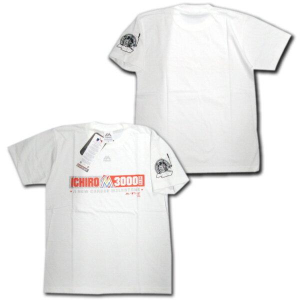 トップス, Tシャツ・カットソー  ICHIRO 3000T Majestic