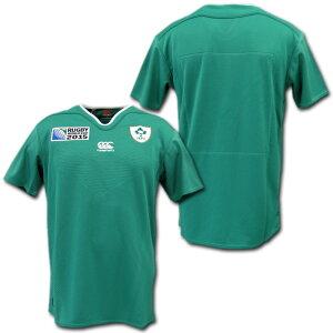 ラグビーWC2015 アイルランド代表 ホーム(緑) カンタベリー製