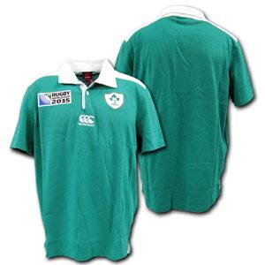 【ラグビー】アイルランド代表・ホーム クラシックジャージ ワールドカップ2015 CANTERBURY製