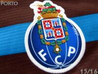 FCポルト15/16ユニホーム。