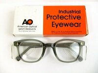 デッドストックアメリカンオプティカルメガネ眼鏡50【AO-018】