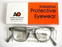 デッドストックAmericanOpticalアメリカンオプティカルウェリントンビンテージ眼鏡44□20【AO-020】