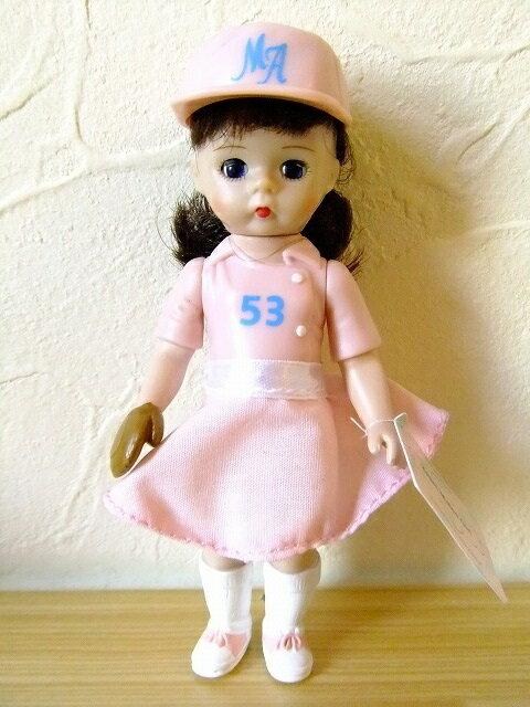 マクドナルド マダムアレクサンダー ハッピーミール ハッピーセット ウェンディ ドール【野球ガール】女の子 人形 アメリカ 玩具 おもちゃ