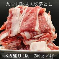 【送料無料※一部地域+500円】普段使いの和牛熟成肉切落とし300g×3パック
