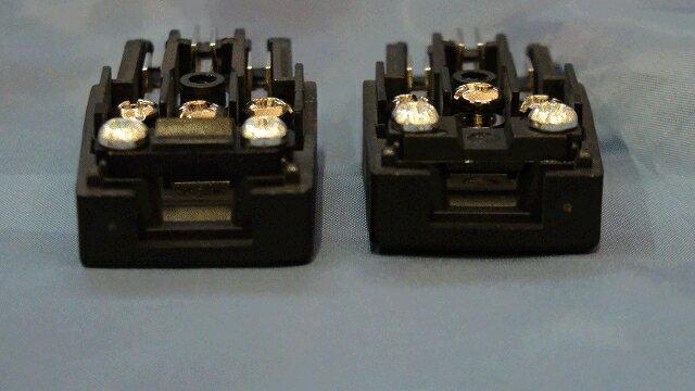 SCHURTER(シュルター) 8101 IECインレットコネクタ