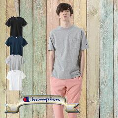 (C3-M349)Tシャツ18FWベーシックチャンピオンポケット付き-01