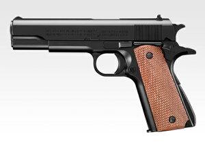 エアコッキング エアーハンドガン コルト M1911A1ガバメント 18才以上用ホップアップ ハイ...
