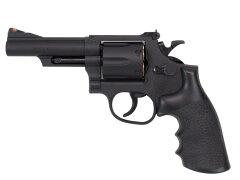 S&W M19 4インチ ブラック 18才以上用エアリボルバー No.13205【12月5日19時〜ポイント2倍...