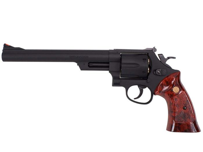 S&W M29 8インチ ブラック 18才以上用ガスリボルバー No.13313 クラウンモデル