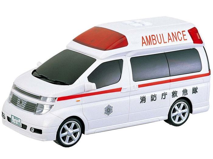 【送料無料】 サウンド&フリクション エルグランド救急車