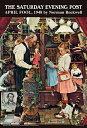 【送料無料】 ジグソーパズル 300ピース ノーマン ロックウェル エイプリルフール,1948 26x38cm 03-893