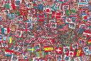 【送料無料】 ジグソーパズル 1000ピース Where's Wally?せいだいなパーティ マイクロピース 26×38cm M71-725