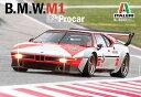 【8月発売予定】 【送料無料】 プラモデル 1/24 BMW M1 プロカー 日本語説明書付属 IT3643
