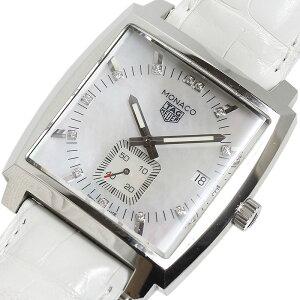 ساعة تاغ هوير تاغ هوير موناكو ليدي WAW131B.FC6247 كوارتز نسائية [مستعملة]
