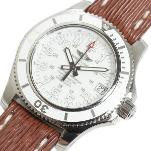 Breitling BREITLING Super Ocean Chronograph 36 A17312 Self-winding Ladies Watch [Used]