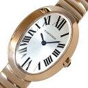 カルティエ Cartier ベニュワールSM W8000005 PG クオーツ レディース 腕時計【 ...