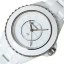 シャネル CHANEL J12 ファントム H6345 クオーツ レディース 腕時計【未使用展示品】