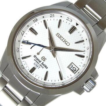 セイコー SEIKO グランドセイコー スプリングドライブ SBGE009 9R66-0AE0 自動巻き メンズ 腕時計【中古】