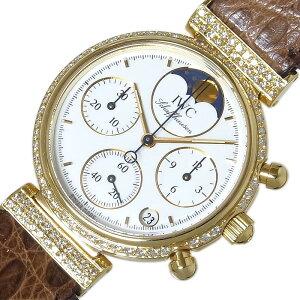 International Watch Company IWC Small Da Vinci Diamond Quartz Ladies Watch [Used]