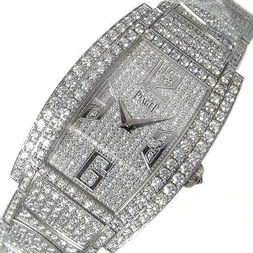 ピアジェ PIAGET Limelight トノーシェイプウォッチ フルダイヤモンド G0A39195 クオーツ レディース 腕時計【中古】