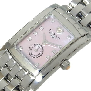 Longines LONGINES Dolce Vita Diamond L5.155.4.93.6 Quartz Ladies Watch [Used]