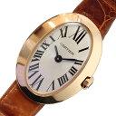 カルティエ Cartier ベニュワール W8000003 シルバー クオーツ レディース 腕時計【 ...