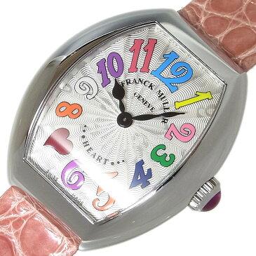 フランク・ミュラー FRANCK MULLER ハート トゥ ハート 5002S 自動巻き レディース 腕時計【中古】
