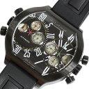 ドゥラクール DELACOUR ビクロノS 世界限定500本 WAST2236-0979 自動巻き メンズ 腕時計【中古】
