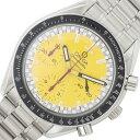 オメガ OMEGA スピードマスター 3510.12 イエロー 自動巻き メンズ 腕時計【中古】